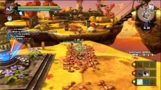 HAPPY WARS (XBOX360) - Gameplay