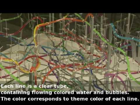 Tokyo Arteria 東京動脈 Mar YouTube - Tokyo japan 3d map