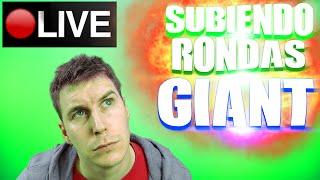 LIVE GIANT | ZOMBIS BO3 | RONDA 65 CONGELACIÓN =)
