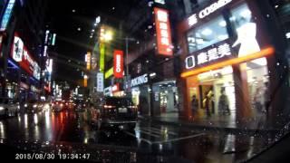 【MOIN】A2 SONY感光頂級夜拍 晚上實拍影片