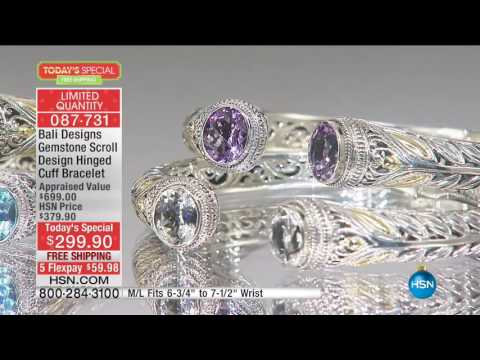 HSN | Designer Gallery with Colleen Lopez Jewelry 11.16.2016 - 01 AM