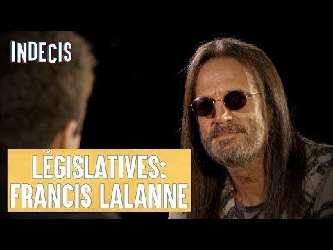 """FRANCIS LALANNE: """"Je fume une marque particulière de joint"""""""