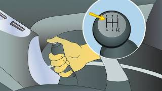 How to Prevent a Car from Rolling Back on a Hill