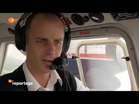 ZDF Reportage -  Die Inselpiloten von der Nordsee