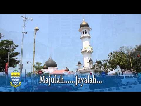 Lagu Negeri Pulau Pinang