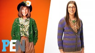 """Big Bang Theory"" actress Mayim Bialik sat down with Entertainment ..."