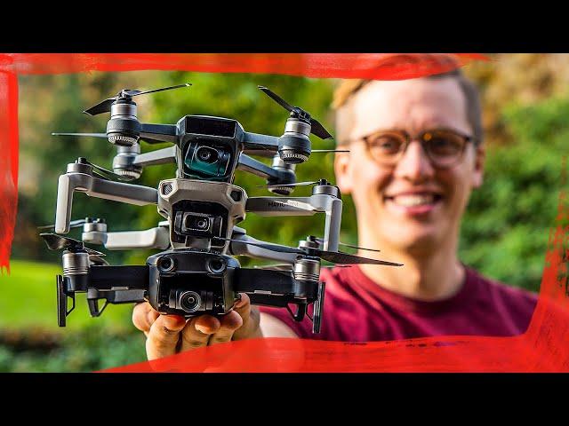 Mini-Drohnen im Vergleich! | DJI Mavic Air vs. DJI Mavic Mini vs. DJI Spark
