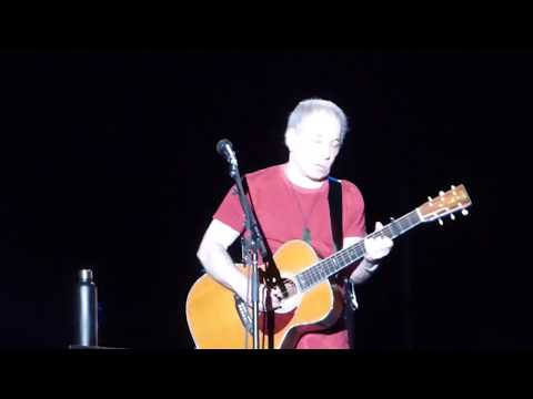 Paul Simon - The Sound of Silence @ Flushing Meadows Corona Park, Queens NY 2018