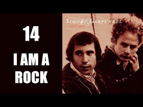 I am a rock - Live 1969 (Simon & Garfunkel) mp3