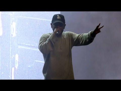 Kendrick Lamar - m.A.A.d city [Live at A Campingflight To Lowlands Paradise - 23-08-2015]