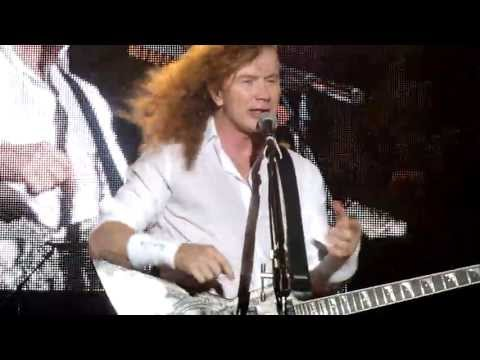 Megadeth - Cold Sweat (Thin Lizzy Cover) - Live 7-14-13