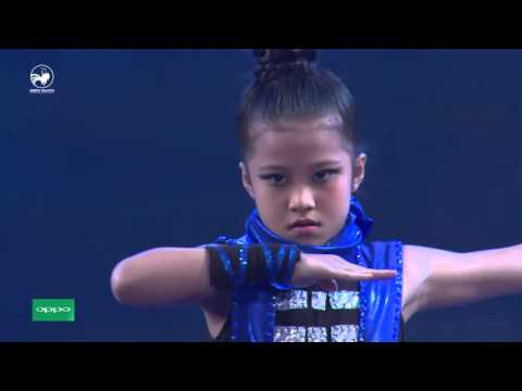 Người Hùng Tí Hon | Tập 13: Tài năng khiêu vũ - Hoàng Vân & Quốc Huy (Vòng 1)
