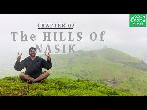 The Hills Of Nashik (chapter02) | Weekend Getaways from Mumbai | Travel Vlog 2017 |