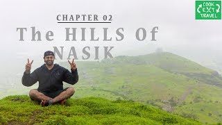 The Hills Of Nashik (chapter02) | Weekend Getaways from Mumbai | Travel Vlog 2017 |