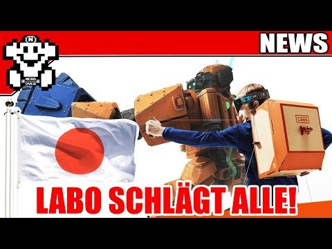 nintendo-labo-rockt-japan!-/-auch-wolfenstein-2-benötigt-sd-karte!---#nerdnews-259