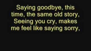 Hawthorne Heights - Saying Sorry (lyrics)