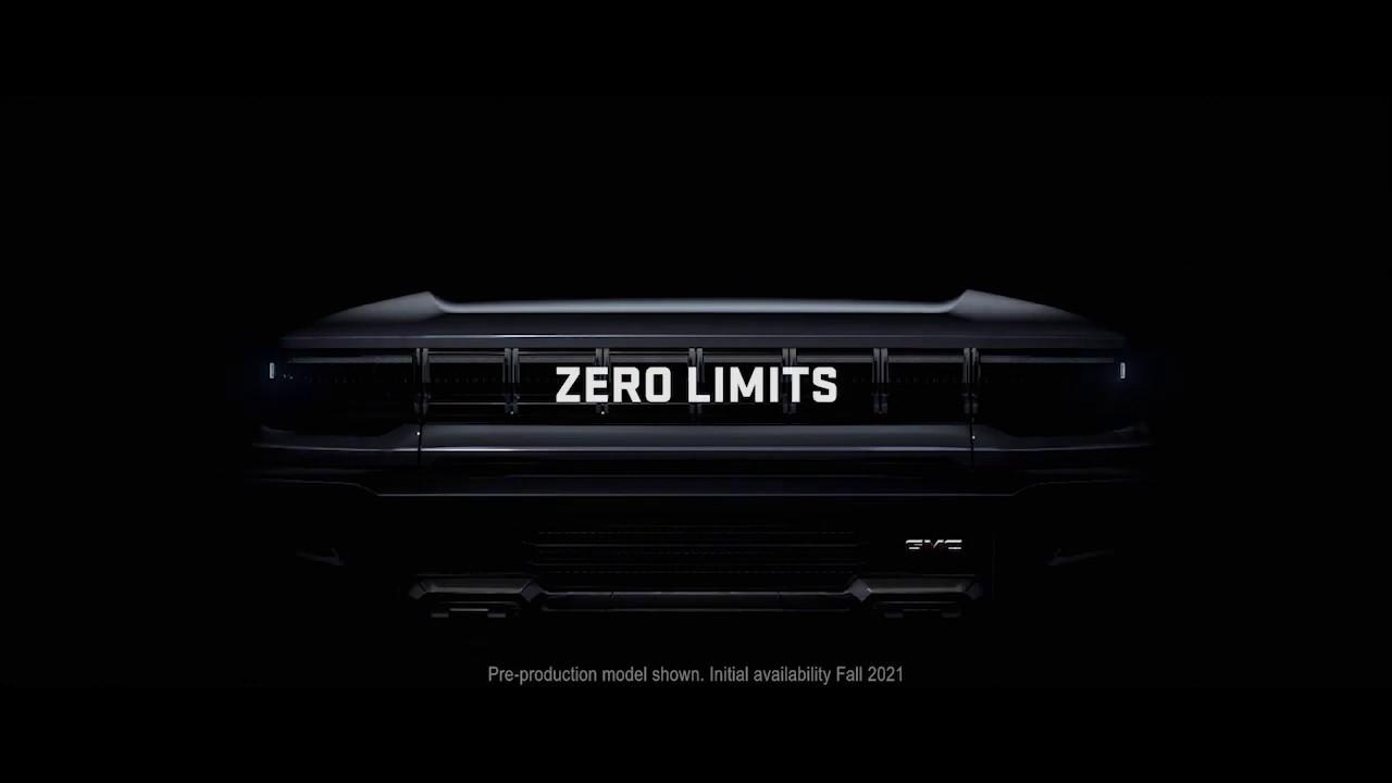 GMC HUMMER EV Quiet Revolution 0 to 60 - YouTube