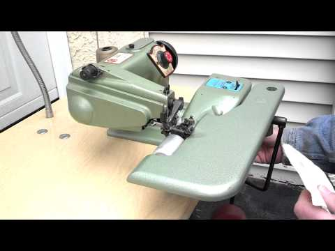 US Blind Stitch Machine Corp 1118-2 Commercial Blind Stitcher Sewing Machine 114410