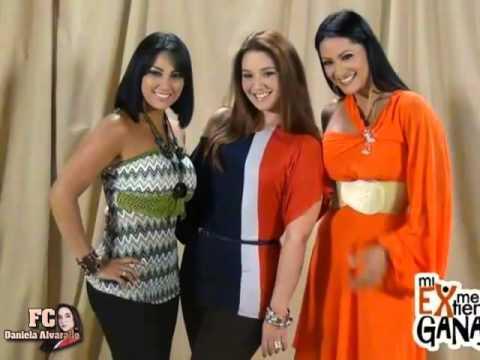 Memories - Daniela Alvarado en Mi Ex Me Tiene Ganas (Pilar La Roca)