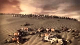 معركة الطف في كربلاء المقدسة - ثلاثي الابعاد