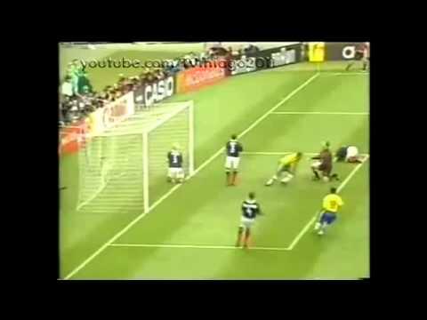 REDE MANCHETE COPA DO MUNDO 1998 BRASIL X ESCOCIA