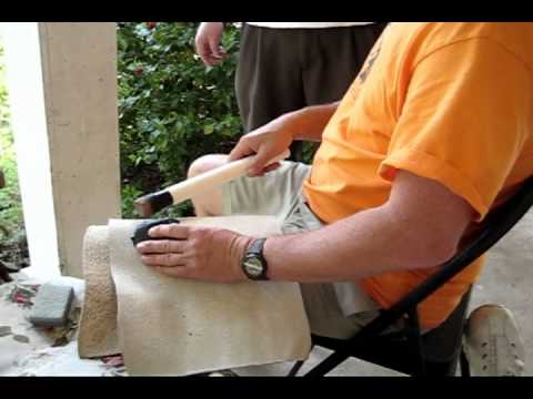 how to find flint for knapping