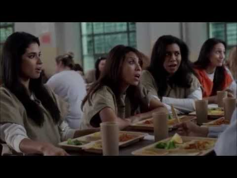 OITNB - If You Want More Pizza Vote For Maritza