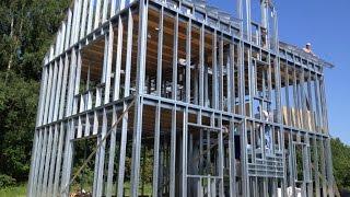 Строительство домов по технологии ЛСТК.(О различных технологиях строительства дома рассказывает директор компании http://www.arsenal.by/ Из чего человеку..., 2016-11-18T10:23:58.000Z)