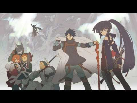 Man with a Mission ft. Takuma - Database (Log Horizon OP)
