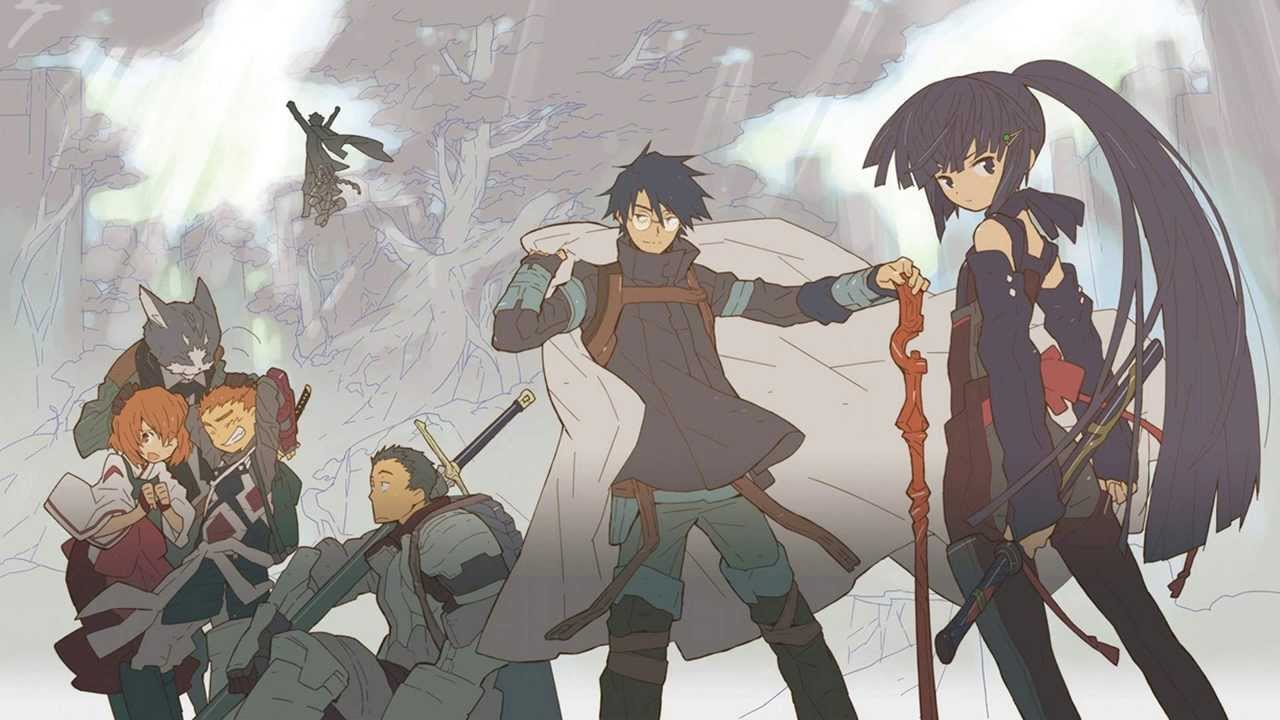 Takuma database log horizon op youtube