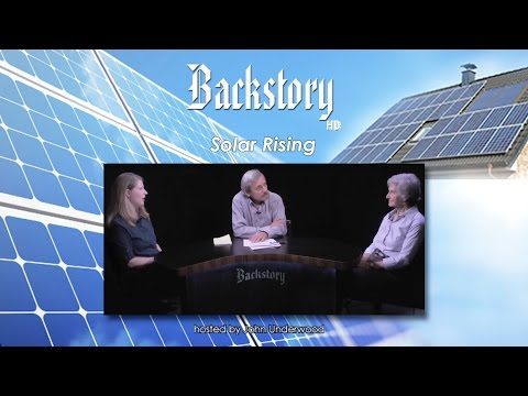 Solar Rising - New Changes for California   Backstory