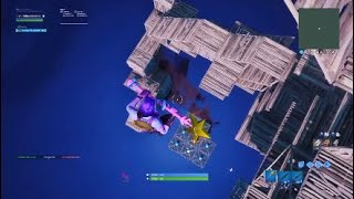 When the fortnite 1v1s build battle start to get boring lol.
