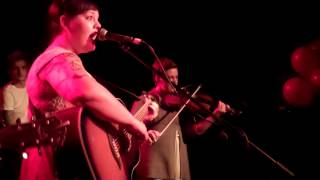 Nellie Wilson and the Hellbound Honeys - The Bottle (More Than Me)(live 2013-03-05 The Frequency)