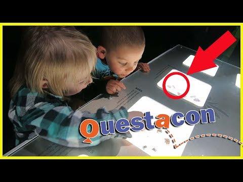 EXPLORING QUESTACON | SCIENCE FOR KIDS| CANBERRA VLOG