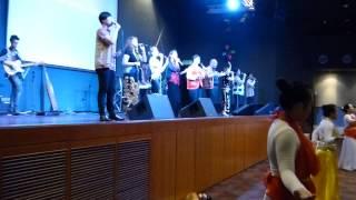 Download Lagu Tanda Tanda T'lah Nyata @ Malam Borneo 2015 - Subang Jaya Assembly Of God+SIB Shah Alam mp3