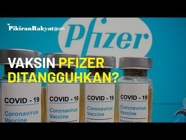 Pakar Medis Tiongkok Minta Vaksin Pfizer Ditangguhkan Usai Puluhan Warga di Norwegia Tewas