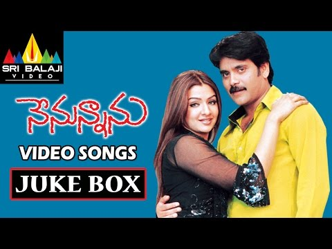 Nenunnanu Songs Jukebox | Video Songs Back to Back | Nagarjuna, Aarti, Shriya | Sri Balaji Video