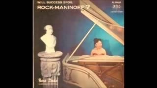 Rosa Linda WILL SUCCESS SPOIL ROCK-MANINOFF? 1956 Space Age Pop LP