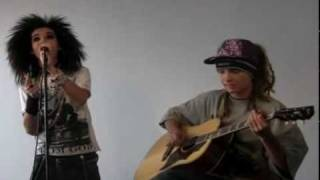 Tokio Hotel - Monsoon (Acoustic) - Houston HOT Hits 95.7 (08.28.08)