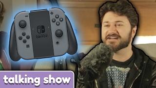 Talking Show - Nintendo Switch Talk w/ Barry Kramer