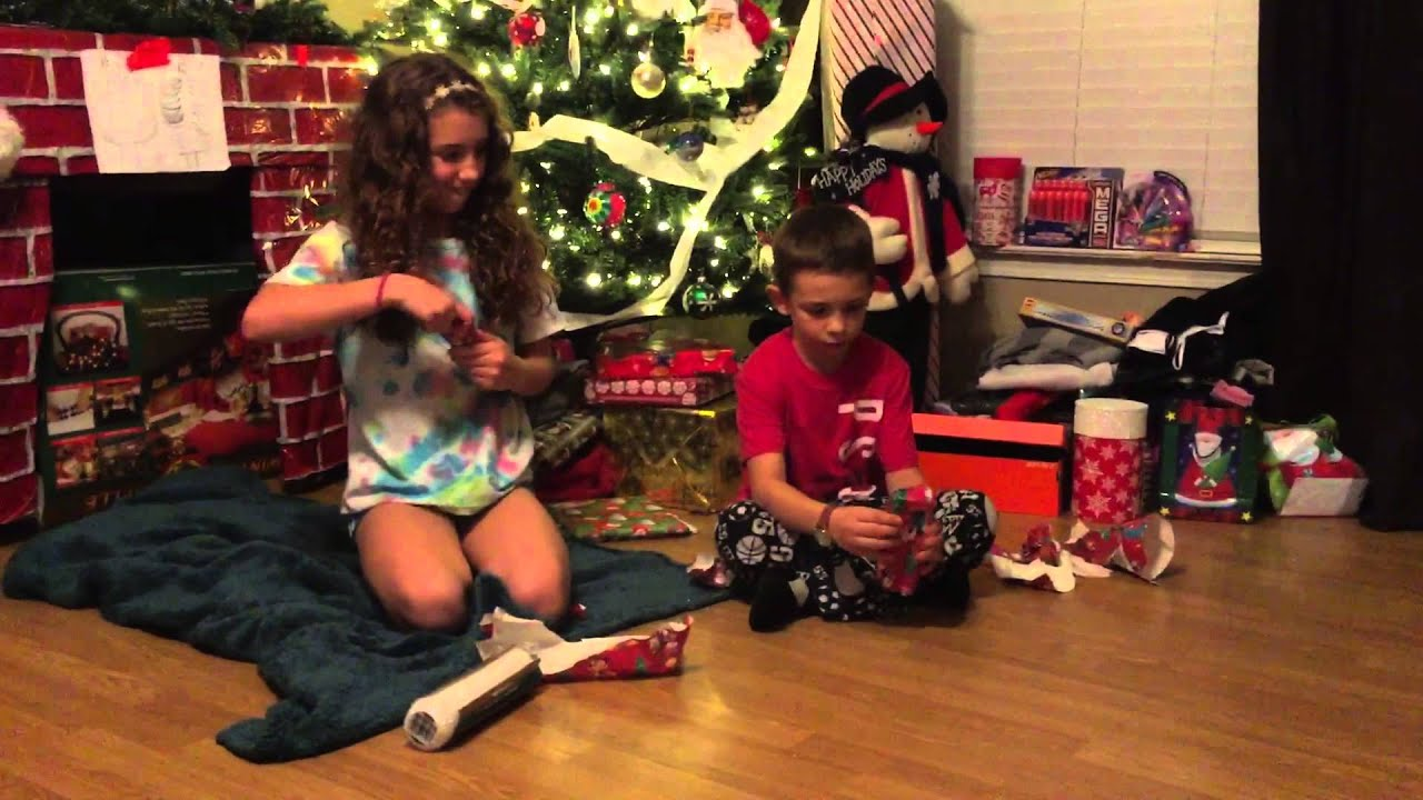 Jimmy Kimmel I gave my kids bad presents for Christmas! - YouTube