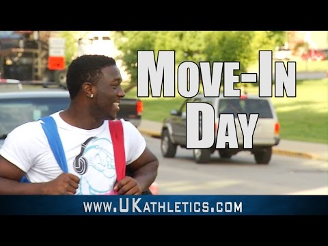 Kentucky Wildcats TV: UK Football Move-In