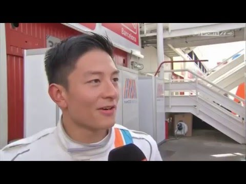 Interview with Rookie Driver Rio Haryanto (Indonesia) - Manor Racing F1 2016