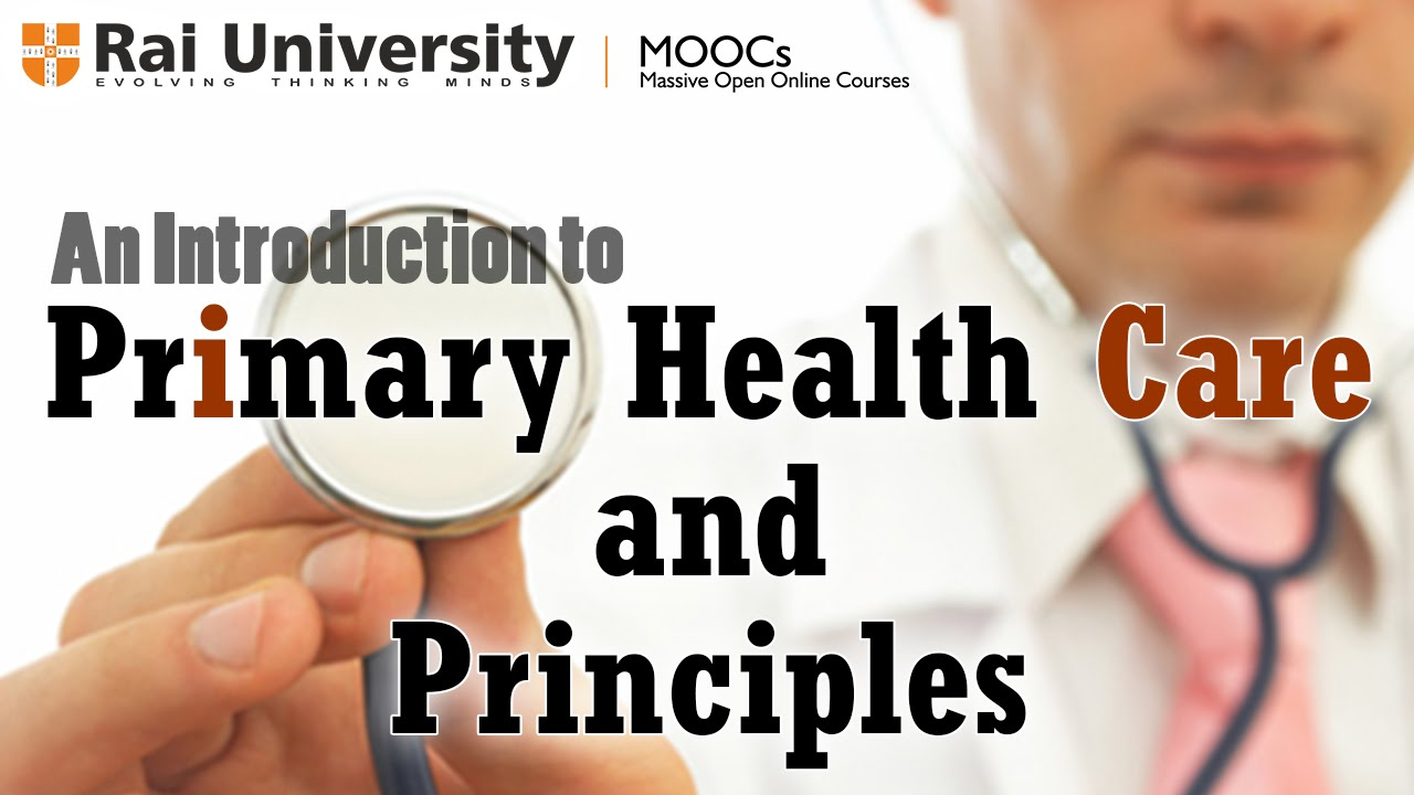 thesis primary health care Health resources and services administration integration of oral health and primary care practice 3 this iohpcp report describes t he structured.