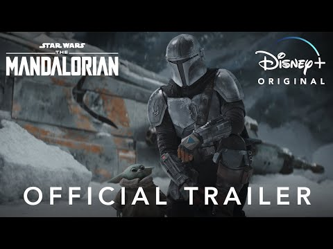 The Mandalorian S2 trailer op Disney Plus België