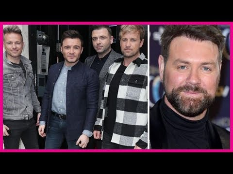 Westlife: Brian McFadden SPEAKS OUT amid absence from reunion - as song hits NUMBER ONE   BS NEWS