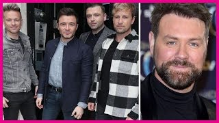 Westlife: Brian McFadden SPEAKS OUT amid absence from reunion - as song hits NUMBER ONE | BS NEWS