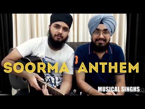 Soorma Anthem – Diljit Dosanjh | Taapsee Pannu | Shankar Ehsaan Loy | Cover (Live) | Musical Singhs