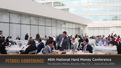 Private Lender Link's Review of Pitbull Hard Money Conference in Beverly Hills
