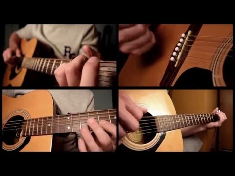 Nova - Ahrix (Instrumental Guitar Cover)